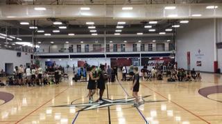 Team Xplosion 2022 (U14) defeats Spartanburg Thunder (U15), 54-53