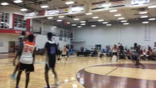 SC Playmakers (U17) picks up the 54-53 win against Carolina Basketball Club - Fire 17U (U17)