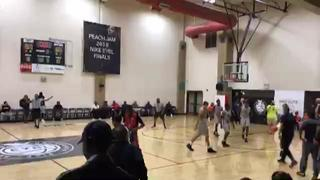 TEAM TAKEOVER emerges victorious in matchup against TEAM CP3, 65-58