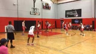 Arkansas Team Will gets the victory over OK Run PWP Red, 96-69