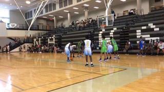 Atlanta Nets  (GA) getting it done in win over TRU Elite (GA), 48-20