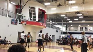 (U17) Team Xplosion 2019 puts down (U17) Carolina Clippers with the 49-45 victory