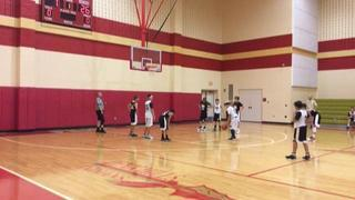 BSA 12/13U Boys - Nee steps up for 36-24 win over BSA 12U Boys - Scorp