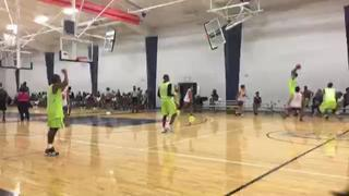 Hou Nets - Rob 70 McAllen Ballers 58
