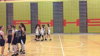 Morgantown Mustangs 14U Girls defeats Loudoun Flight U14 Girls, 41-29