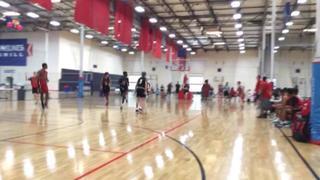 California Select 16U triumphant over Chuck Hayes Basketball 16U, 59-53