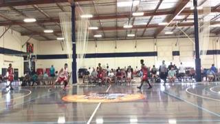 Cali Rebels 17 steps up for 92-55 win over Compton Magic Select 17