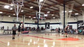 Rockfish Navy gets the victory over Boise Slam 17, 64-51