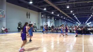 Albuquerque Sparks wins 47-34 over SEI Hoops Academy