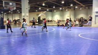 SoCal-Elite Girls 12U 40 Rockets 37