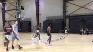 EYSF Panthers 11th 49 Carolina Clippers (Pauldin) 17U 40