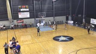Team Charlotte 2021 picks up the 73-53 win against Boo Williams Carolina 16U Cox