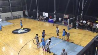 Team CP3 picks up the 59-53 win against Team Charlotte 2021