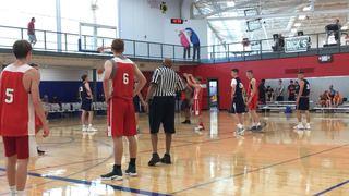 Sacred Hoops- Bertram 17U with a win over SW Iowa Select, 91-87