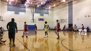 Texas Jazz Elite defeats GameFace Elite Basketball, 82-42