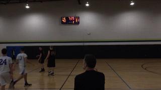 Westchester Basketball Club defeats NBA- Stanwood, 56-34