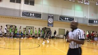 Team Speed - YIS (NJ) emerges victorious in matchup against Team St8ment (DC), 65-56