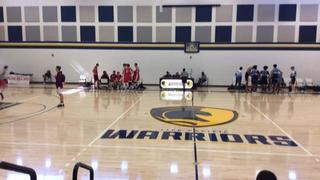 Salt Lake Rebels 16U emerges victorious in matchup against San Diego Allstars 16's Gold, 57-54
