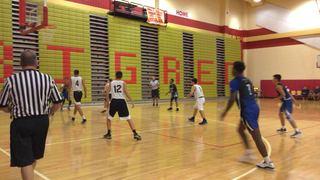 Basketball Nova Scotia U15 Boys wins 52-24 over BSA HS Boys - Nee Black