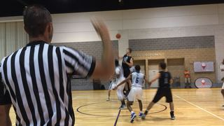 Basketball Nova Scotia U17 Holland emerges victorious in matchup against BBA Syracuse Nets, 53-51