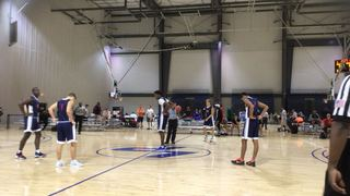 God's Property emerges victorious in matchup against Carolina Clippers (Pauldin) 17U, 56-31