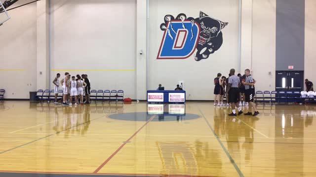 Dallas Hoyas defeats DS Tigers Elite 17U, 56-25