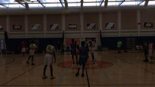 Mo City Ballers vs CS Hoopstars