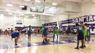 PSC Phenoms 16 (San Francisco CA) emerges victorious in matchup against ICAN All-Stars 16 (CA), 69-49