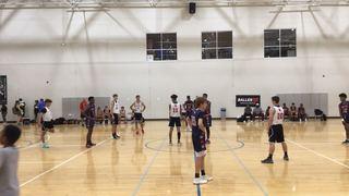 Scholar Athletes Texas victorious over Witness Kicks, 76-57