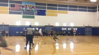 Dnice Basketball puts down Colorado Hornets with the 71-46 victory
