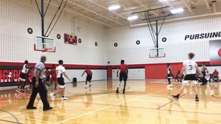 Believe Basketball wins 74-64 over Team FOE 2019 White