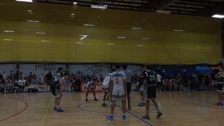 Hawaii Select vs ECBA Pioneers Murphy