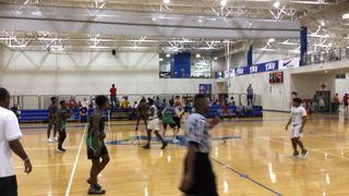 Pack Elite vs Basketball University 15U Silver