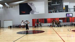 Bigtyme Sports White 17s vs Baller University Basketball