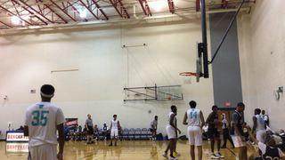 Arkansas Spartans 16U vs Superstar Clippers