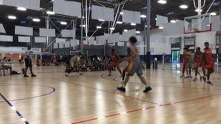 Saints Basketball triumphant over Arizona Firestorm, 65-61