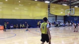 MN Suns A. Richardson victorious over Excel Sports, 54-29