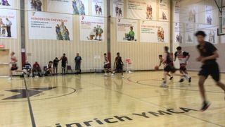 Vegas Ballerz getting it done in win over Fusion Elite Basketball, 58-34