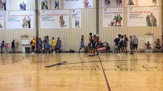 Vegas Elite 2021 EYB emerges victorious in matchup against Nevada Hard 2 Guard, 60-56