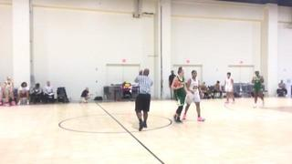 Fairfax Stars (EYBL) emerges victorious in matchup against UTLB Elite (Jacobs), 46-38