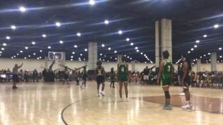 TEAM MILLER LIGHTING emerges victorious in matchup against UTLB Elite (Jacobs), 47-46