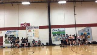 East Bay Tigers 17 wins 62-55 over Monarchs Black