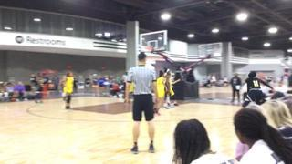 Team B Wright 2020 Gold Triumphant Over Bay State Jaguars Rice, 54 41