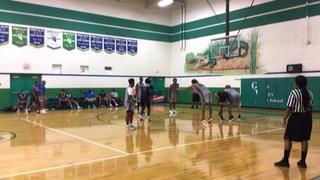 NJ BullDogs 17u picks up the 52-50 win against Basketball Means More 17U