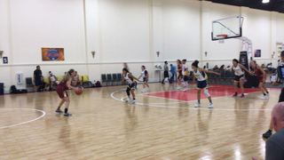 Legacy Builders Basketball gets the victory over O.J.B.A. (Orlando Johnson Basketball Academy), 57-40