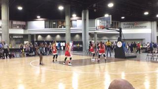 TMP Basketball Blue wins 53-48 over IN showcase Gorman