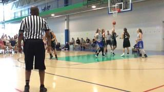 WI-Impact 17 White victorious over IL-Pizazz 17 Green, 72-58