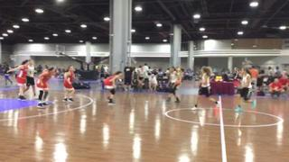 IN Showcase Kirby picks up the 44-20 win against NWI Thunder Green