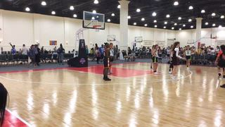Jump Athletic 2020 picks up the 57-46 win against Roots 16u