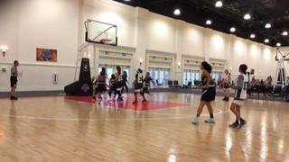Hoops 4 Christ Hawaii 2022 wins 35-29 over Cal Sparks Extreme 14U Blue East